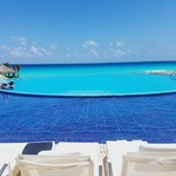 Amazing view while at the pool