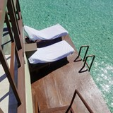 Private Bungalow Deck