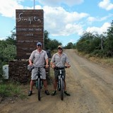 Mountain Bike Safari - Singita Lebombo