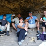 Walley's Cave - Hiking Lions Head