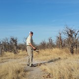 Walking Safari - Selinda Reserve, Great Plains