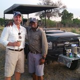 Game Drive in the Selinda Reserve