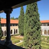 The Monastery of Santa Maria da Vitoria in Batalna