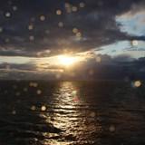 Rain at Sea, Sweden