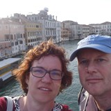 One last selfie in Venice