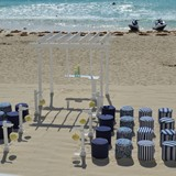 Navy Collection Beach Wedding Sun Palace
