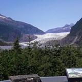 Juneau Alaska - Mendenhall Glacier