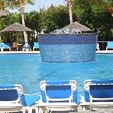 Verandah Resort pool day.