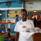Lovely service and staff at Beaches Turks & Caicos