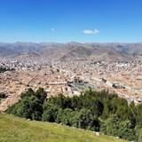 View overlooking Cusco