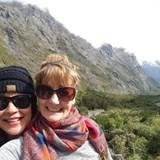 Laure and Sue Selfie