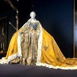 Catherine the Great's Coronation Robes.