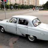 A Typical Russian Car!