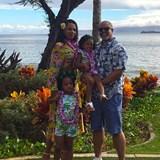 Luau Fun in Maui!