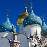 Holy Trinity of St Sergius Lava