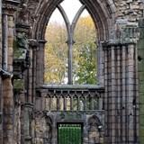 Holyrood Palace grounds