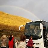 You need a wee bit of rain to make rainbows