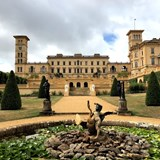 Osborne House from the Gardens