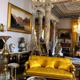 The drawing room at Osborne House
