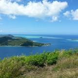 Overlook from Bora Bora