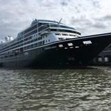 Azamara Quest docked in Havana
