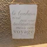 The good life isn't a destination, it's a journey!