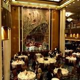 The majestic Britannia Restaurant
