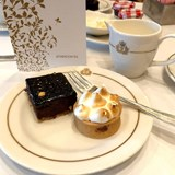 Afternoon tea in the Queen's Room is a highlight