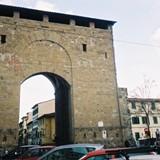 Porta Romana-Florence