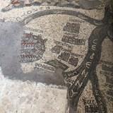 St George's Church Mosaic Map