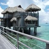 Hilton Bora Bora Nui 2 bedroom overwater bungalow