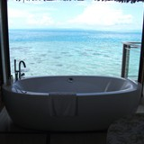 Hilton Bora Bora Nui Tub in two bedroom