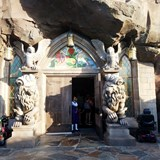 Beauty & the Beast Front Doors to the Castle