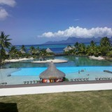 IC Papeete-pool from lobby