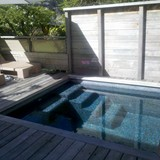 Hilton Garden Bungalow with private pool
