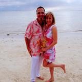Mr and Mrs Cole Sandals South Coast Dec 2018