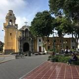 Lima Peru Historic City Center