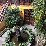 Francisco Pizzaro Home Courtyard Lima, Peru