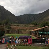 Cuzco Peru small market