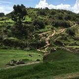 Countryside outside of Cuzco