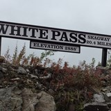 White Pass Summit, Alaska