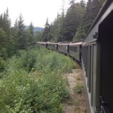Up close with nature on the White Pass Railroad