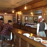Historic Gold Rush Saloon, Skagway, Alaska