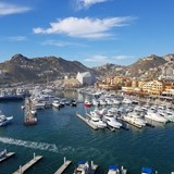 Marina View from Breathless Cabo San Lucas