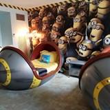 Despicable Me Minion Kids Suite at Portofino Bay