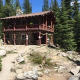 Hiking the Plain of Six Glaciers Tea House