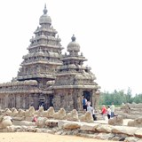 3rd century AD Temple flooded by 2004 Tsunami.