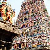 Hindu working temple in Chennai