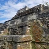 Altun Ha Mayan Ruins- Sun God