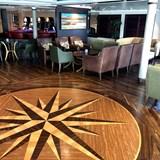 Beautiful lounge on Windstar Cruises